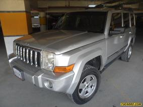Jeep Commander Rustico
