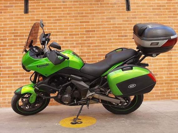 Kawasaki Versys 650 Bien Equipada