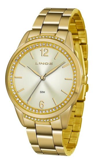 Relógio Lince Feminino Lrgj075l C2kx