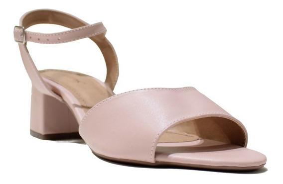 Zapato De Mujer Sandalia Baja Comoda Linda Lola