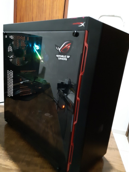 Pc Gamer, 1060 Windforce 6gb, I3 8 Geração, 2tb Hd, Ssd 256g