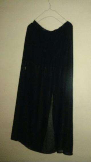 Pantalón Gaza Transparente