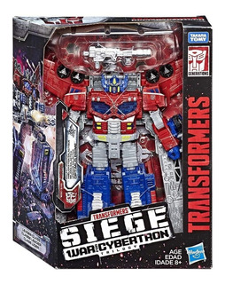 Transformers Siege Leader S40 Galaxy Upgrade Optimus Prime