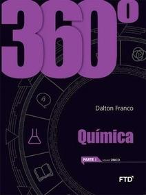 Quimica 360 Graus Ftd Do Aluno Ed. 2015 Box Completo