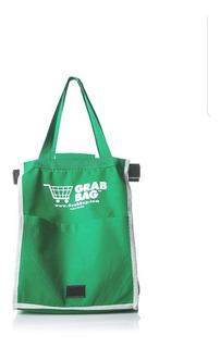 Bolsa De Compras Con Clip Grab Bag