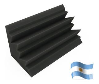 Pack 6 Trampas De Graves Para Esquinas 20x20x50cm Musycom