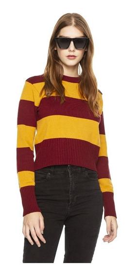 Sweater Joey Tejido Cuello Redondo Mujer Complot