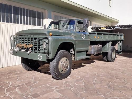Hotv8 Vende Ford F600 4x4 Diesel Original
