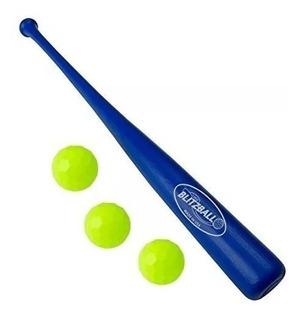 Blitzball Beisbol Pitcheo Y Bateo De Lanzamientos De Curva