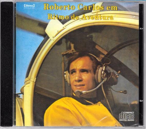 Cd - Roberto Carlos - Em Ritmo De Aventura [1967]