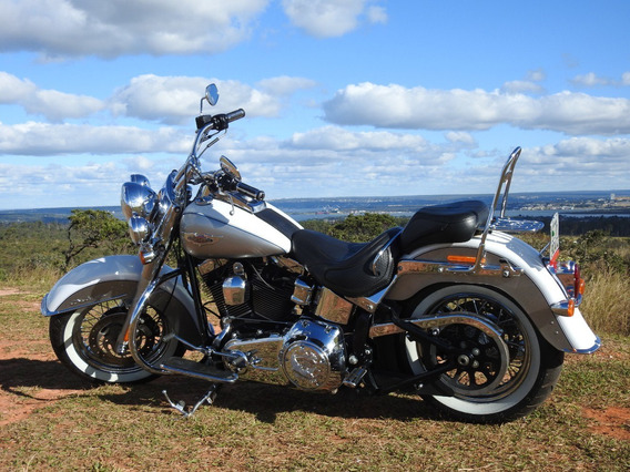 Harley Davidson Softail Deluxe 2009