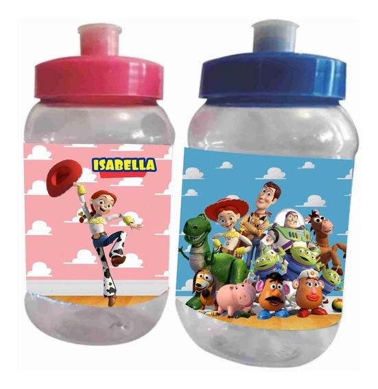 35 Vasos Cilindros Toy Story Dulceros Personalizados