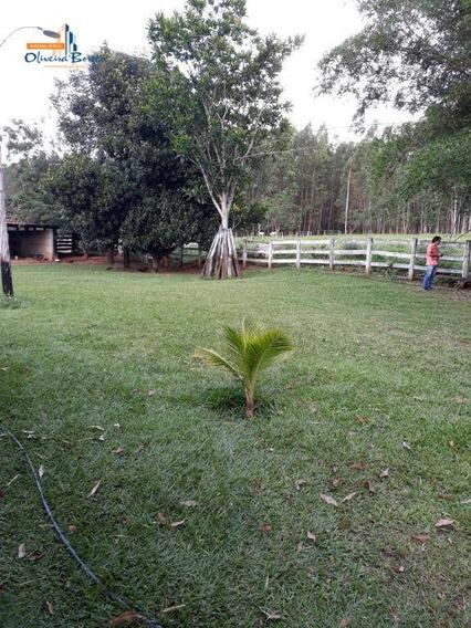 Fazenda Com 5 Dormitórios À Venda, 8131200 M² Por R$ 8.400.000 - Zona Rural - Jaraguá/go - Fa0039