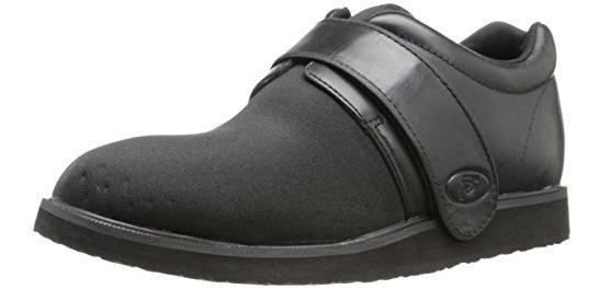 Peaton Propetador De La Mujer De 3 Velcro Confort Zapato