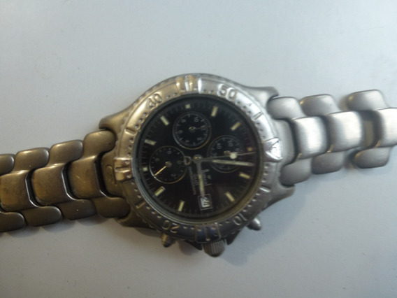 Relógio Saab Crono Titanio