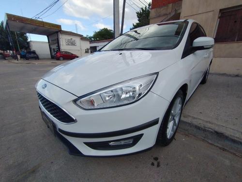 Ford Focus 5 Ptas 1.6 Nafta Año 2016 T/m