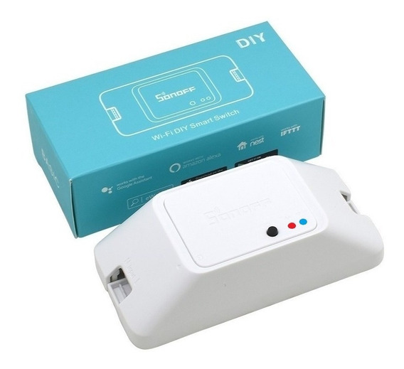 Interruptor Sonoff Basic R3 Diy Wifi