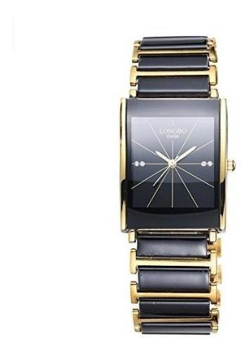 Relogiolongbo Luxury Relógios Casual