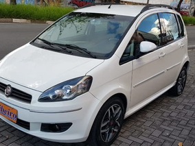 Fiat Idea Sporting 1.8 Flex 16v 5p 2011
