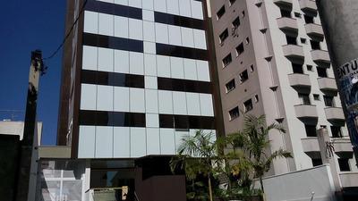 Sala Comercial Para Venda E Locação, Centro, Santo André. - Sa3709