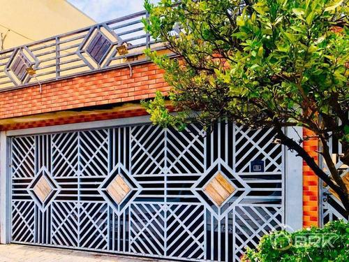 Imagem 1 de 16 de Sobrado Com 3 Dormitórios À Venda, 160 M² Por R$ 590.000,00 - Jardim Santa Maria - São Paulo/sp - So0921