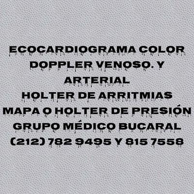 Consulta Cardiologia - Ecocardiograma - Holter