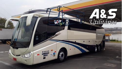 Irizar Pb 2011 Trucado Scania Super Oferta Confira!! Ref.162