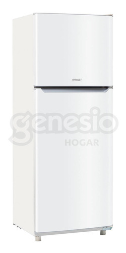 Heladera Con Freezer Briket Bk2f 1811 Bl Ao 350 Lts Blanca