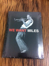 Miles Davis We Want [dvd+2 Cd Original Lacrado]
