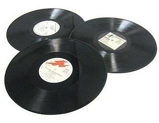 Lote 80 Acetatos Lp Vinilos Discos Retro