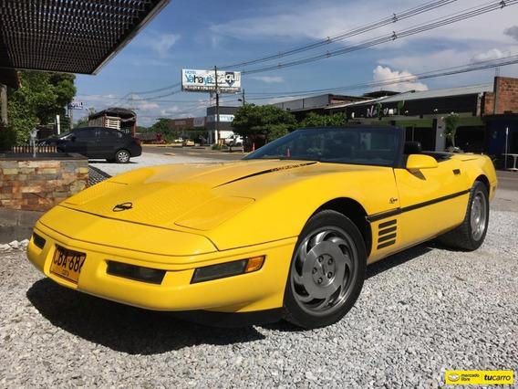 Chevrolet Corvette C4 At 5700 Convertible