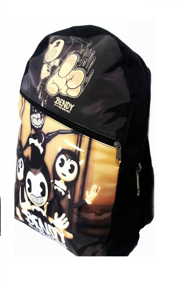 Mochila Escolar Dragón Ball Super Soiderman Fornite Bendy