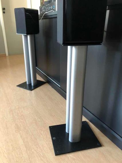 Pedestais Para Caixas Acústicas Bookshelf