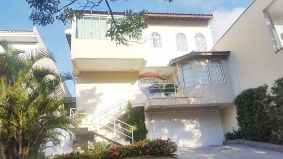 Sobrado Com 4 Dormitórios À Venda, 356 M² Por R$ 1.200.000,00 - Centro - Botucatu/sp - So0019