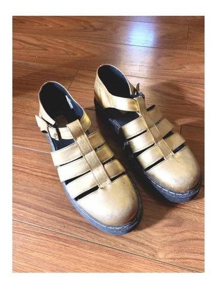Zapatos Dorados Febo