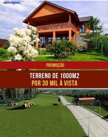 125c- Terreno Seguro Para Família!