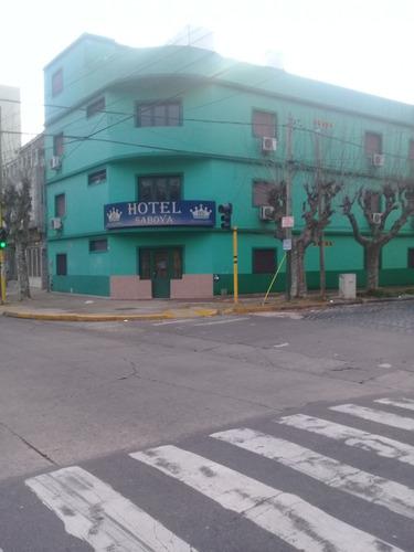 Vta Antiguo Hotel Saboya