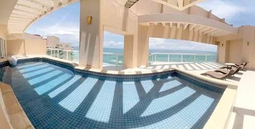 Cad Las Olas D Ph Roof Garden Con Alberca. Vista Al Mar