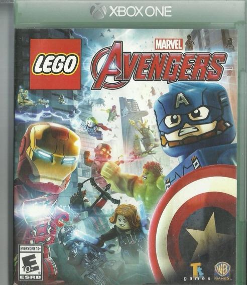 Lego Marvel Avengers Xbox One Mídia Física
