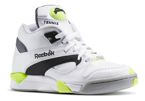 Bota Fora! Tênis Reebok Court Victory Pump #42br / 10us