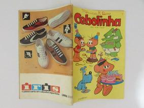 Cebolinha 24 - Editora Abril - Dezembro De 1974