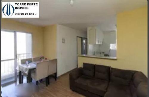 Imagem 1 de 15 de Apartamento Com 2 Dormitórios Na Vila Carrão - 2606
