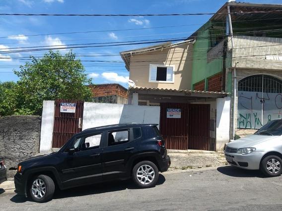 Sobrado Com 2 Dormitórios À Venda, 100 M² Por R$ 420.000,00 - Americanópolis - São Paulo/sp - So0691