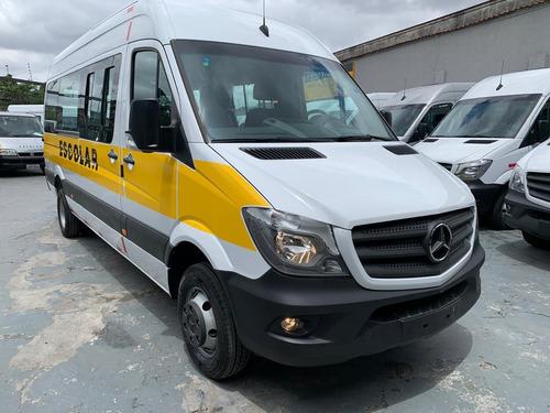 Imagem 1 de 14 de Mercedes-benz Sprinter Van 2019 2.2 Cdi 515 Teto Alto 5p