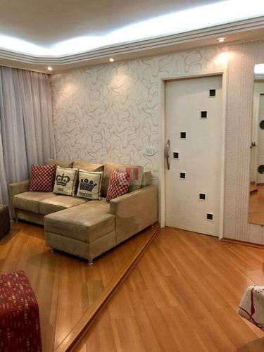 Imagem 1 de 30 de Apartamento Com 2 Dorms, Vila Alpina, São Paulo - R$ 289 Mil, Cod: 1258 - V1258