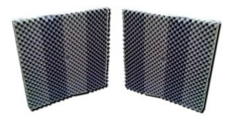 Paneles De Aislamiento Acustico 98 X 98 X 6 Cm