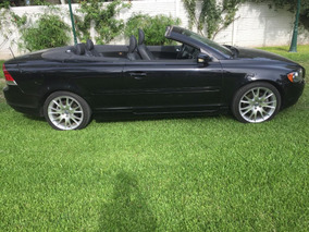 Volvo C70 Cabriolet - 1° Dueño ¡impecable! 33000 Kmts Reales