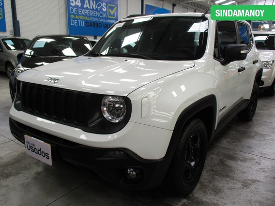 Jeep Renegade Sport Plus 1.8 Aut 5p Gkw862