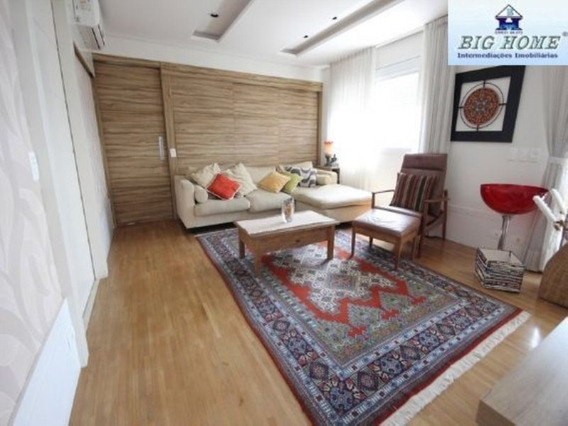 Apartamento Residencial À Venda, Vila Romana, São Paulo - Ap0246. - Ap0246 - 33597387