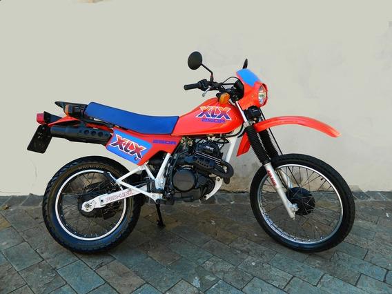 Xlx 250r 1989 Moto De Coleção